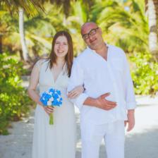 Фёдор и Светлана | WedDesign – Свадьба в Доминикане
