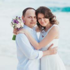 Лиза и Дима | WedDesign – Свадьба в Доминикане