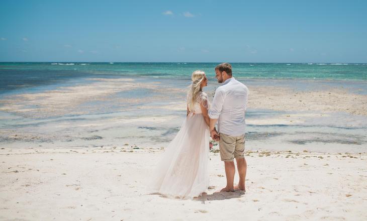 Акция – Свадебная церемония на приватном пляже «Cabeza de Toro» – WedDesign – Свадьба в Доминикане