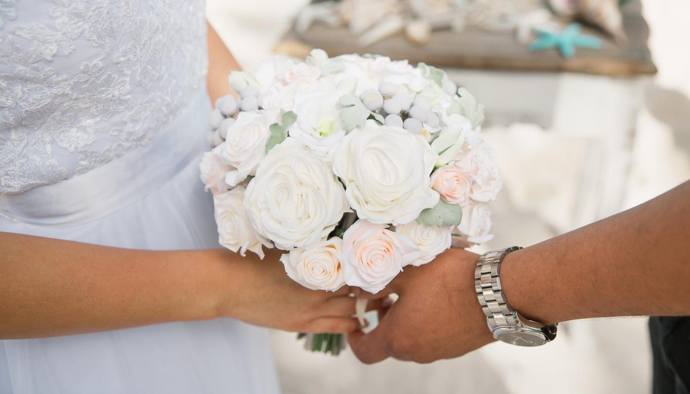Букеты из полимерной глины – WedDesign – Свадьба в Доминикане