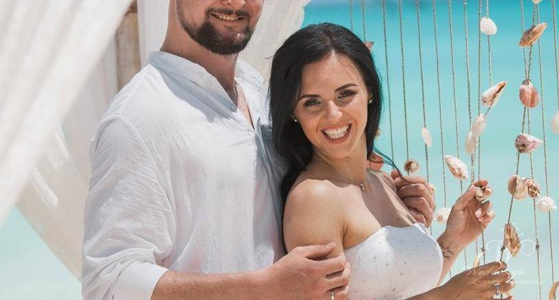 Сергей и Анастасия | WedDesign – Свадьба в Доминикане