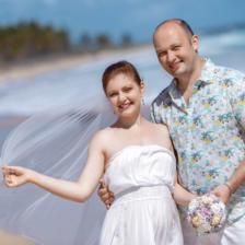 Алексей и Елена | WedDesign – Свадьба в Доминикане