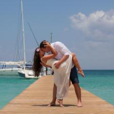 Анастасия и Алексей | WedDesign – Свадьба в Доминикане