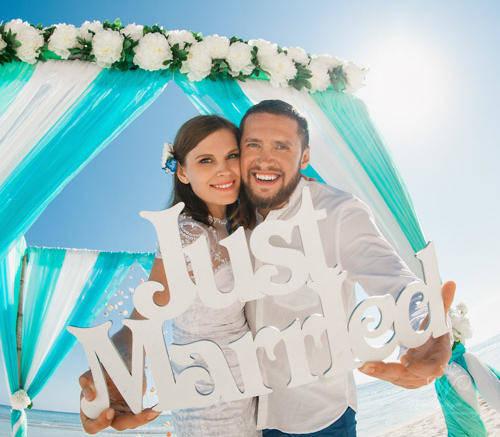 Егор и Наталья | WedDesign – Свадьба в Доминикане