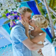 Екатерина и Олег | WedDesign – Свадьба в Доминикане