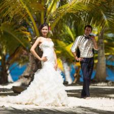 Элла и Ильгиз | WedDesign – Свадьба в Доминикане