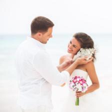Юлия и Юрий | WedDesign – Свадьба в Доминикане