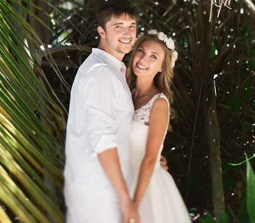 Александр и Ксения | WedDesign – Свадьба в Доминикане