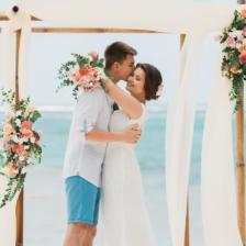 Ангелина и Иван   WedDesign – Свадьба в Доминикане