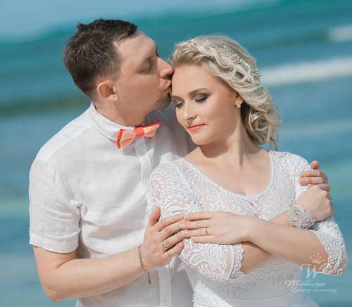 Анна и Дмитрий | WedDesign – Свадьба в Доминикане