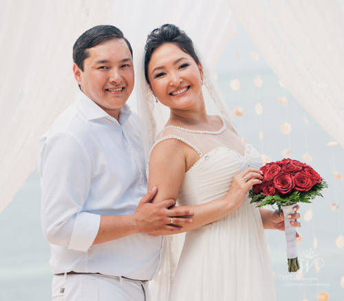 Ассыл и Рауан | WedDesign – Свадьба в Доминикане
