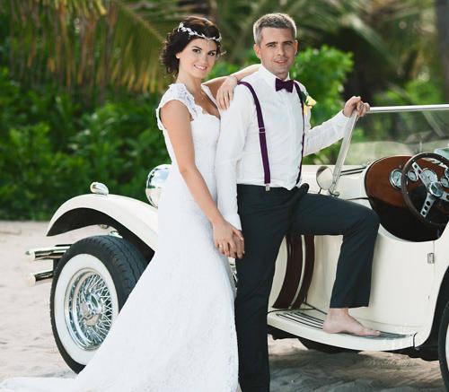 Алла и Богдан | WedDesign – Свадьба в Доминикане