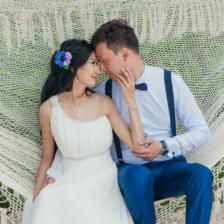 Булат и Нургуль | WedDesign – Свадьба в Доминикане