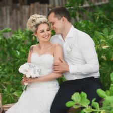 Дарья и Иван   WedDesign – Свадьба в Доминикане