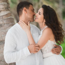 Дина и Юрий | WedDesign – Свадьба в Доминикане