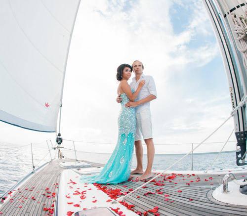 Диана и Александр | WedDesign – Свадьба в Доминикане