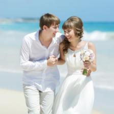 Максим и Диана | WedDesign – Свадьба в Доминикане