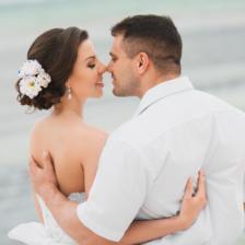 Екатерина и Михаил   WedDesign – Свадьба в Доминикане
