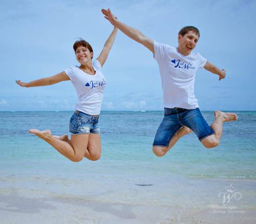 Елена и Ефим | WedDesign – Свадьба в Доминикане