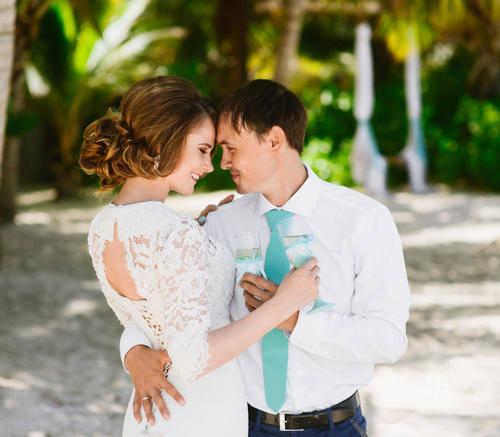 Кристина и Алексей | WedDesign – Свадьба в Доминикане