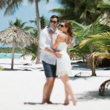 Кристина и Геннадий | WedDesign – Свадьба в Доминикане