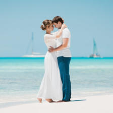 Кристина и Александр   WedDesign – Свадьба в Доминикане