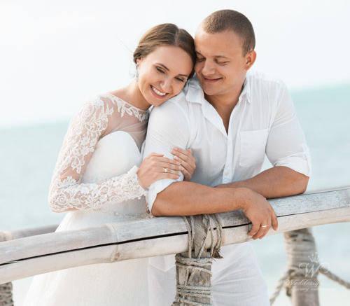 Ксения и Александр | WedDesign – Свадьба в Доминикане