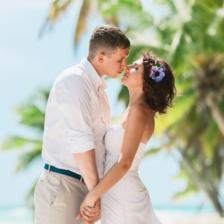 Людмила и Никита | WedDesign – Свадьба в Доминикане