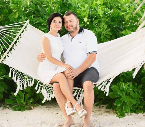 Олеся и Михаил | WedDesign – Свадьба в Доминикане