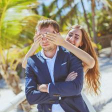 Рафик и Джамиля | WedDesign – Свадьба в Доминикане