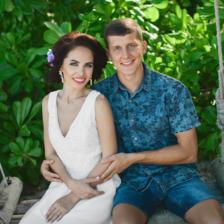 Валерия и Александр | WedDesign – Свадьба в Доминикане
