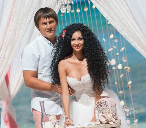 Юлия и Александр | WedDesign – Свадьба в Доминикане