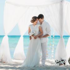 Юлия и Артур   WedDesign – Свадьба в Доминикане