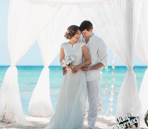 Юлия и Артур | WedDesign – Свадьба в Доминикане