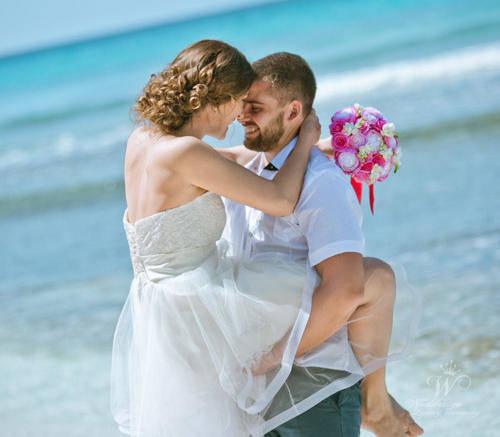 Юлия и Дмитрий | WedDesign – Свадьба в Доминикане