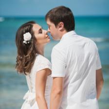 Александр и Анастасия | WedDesign – Свадьба в Доминикане