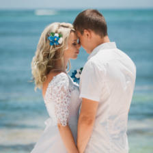 Сергей и Юлия | WedDesign – Свадьба в Доминикане