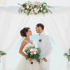 Ольга и Александр | WedDesign – Свадьба в Доминикане