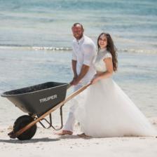 Кристина и Игорь | WedDesign – Свадьба в Доминикане
