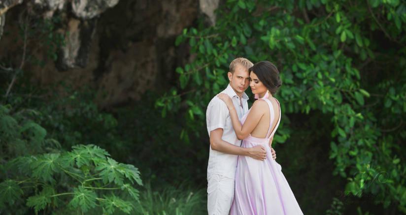 Диана и Александр   WedDesign – Свадьба в Доминикане