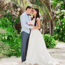 Анна и Павел | WedDesign – Свадьба в Доминикане