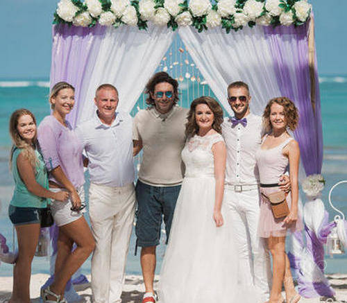 Наталья и Алексей | WedDesign – Свадьба в Доминикане