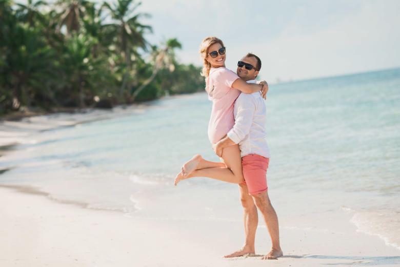Романтическая история любви Романа и Елены в Доминиканской Республике | WedDesign – Свадьба в Доминикане