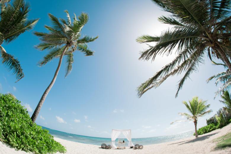 Счастливый свадебный день Ксюши и Саши в Доминикане – WedDesign | Свадьба в Доминикане