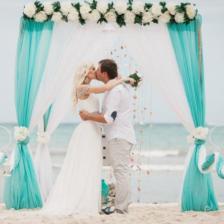 Дмитрий и Яна | WedDesign – Свадьба в Доминикане