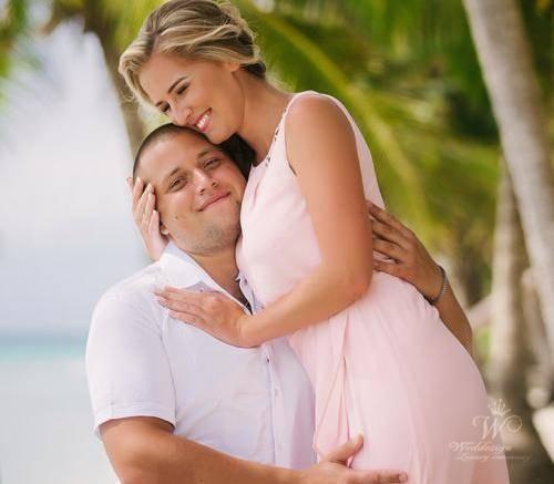 Оксана и Алексей | WedDesign – Свадьба в Доминикане