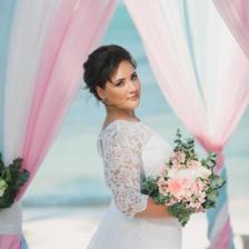 Алексей и Инна | WedDesign – Свадьба в Доминикане