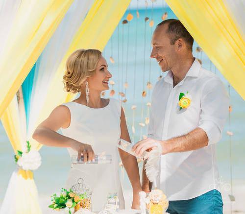 Наталья и Сергей | WedDesign – Свадьба в Доминикане