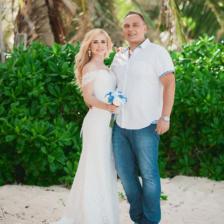 Наталья и Вальдек | WedDesign – Свадьба в Доминикане