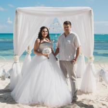 Сергей и Елена | WedDesign – Свадьба в Доминикане